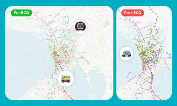 2020 in Review: Changes in the Mega Manila Transit Network